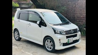 DAIHATSU MOVE LIMITED EDITION TECHNICAL REVIEW