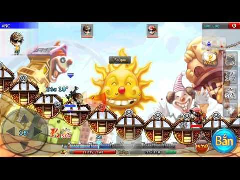 Game Gunny Mobile - Tải game Gunbound Mobi cho điện thoại