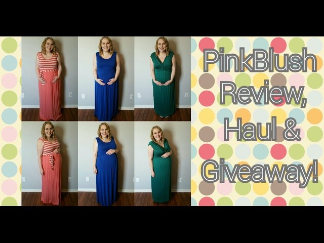 c413da8c5bc PinkBlush Maternity Plus Size Review