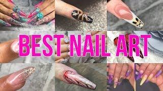 Top 19 BEST NAIL ART VIDEO COMPILATION - Naio Nails September 2018