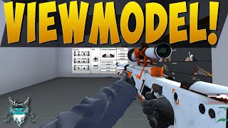 Best Way To Change Viewmodel CS:GO Tips