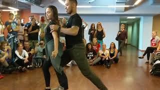 RZCC2018: Paloma & William in workshop demo on Sunday ~ Zouk Soul