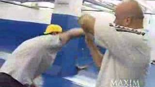 Bas Rutten Self Defense Crash Course
