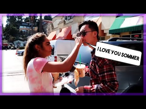 RiceGum & Sommer Ray Dating ! Cutest Moments of RiceGum & Sommer Ray Compilation