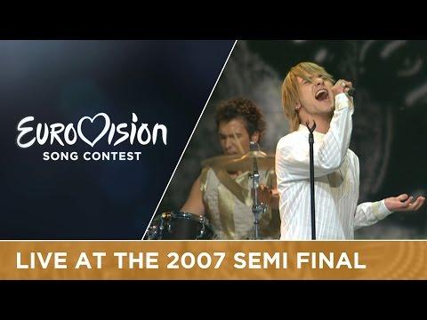 Stevan Faddy - Ajde Kroci (Montenegro) Live 2007 Eurovision Song Contest