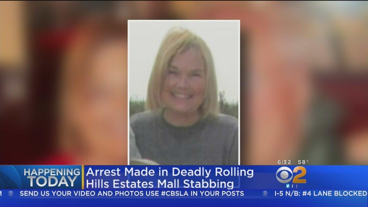 Arrest Made In Rolling Hills Estates Mall Murder Youtube
