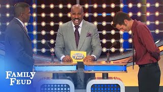 Pastor's In A Pickle!!! | Family Feud