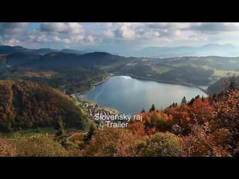 Slovenský raj -Timelapse-Trailer
