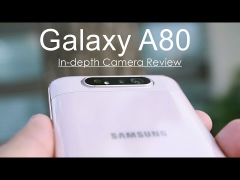 Samsung Galaxy A80 In depth Camera Review -  Watch Before Buying!