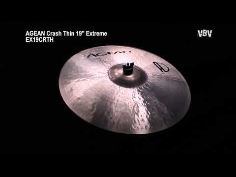 "19"" Crash Thin Extreme video"