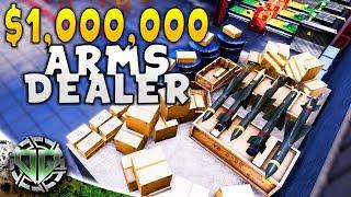 $1,000,000 ARMS DEALER FACTORY : Gunsmith Gameplay : Pre-Alpha