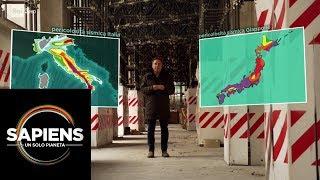 Terremoti in Italia e Giappone, due culture a confronto - Sapiens 06/04/2019