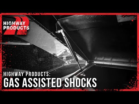 Highway Products | Gas-Assisted Shocks