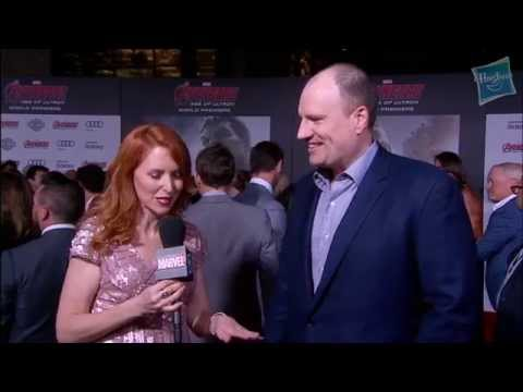 Hear from Kevin Feige on the Future of Marvel Studios