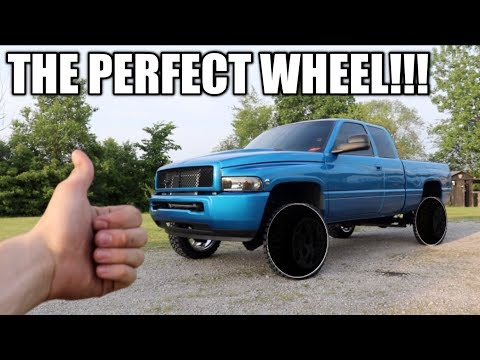 I BOUGHT AMERICAN FORCE WHEELS FOR THE CUMMINS!!!
