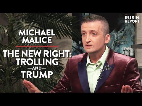 The New Right: Journey to the Fringe of American Politics   Michael Malice   POLITICS   Rubin Report