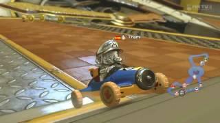 Wii U - Mario Kart 8 - (DS) Reloj Tictac