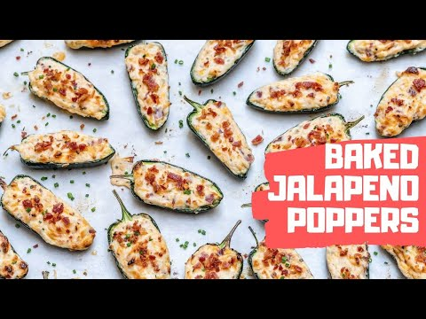 baked-jalapeno-poppers-recipe---stuffed-jalapeno-peppers-with-cream-cheese-and-bacon-(keto)