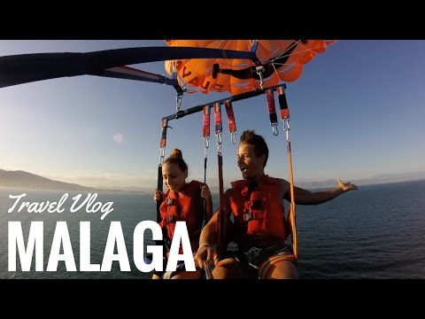 MALAGA - TRAVEL VLOG