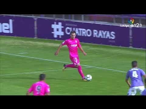 Resumen de Real Valladolid vs Córdoba CF (4-1)