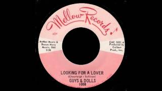 Guys & Dolls - Looking For A Lover