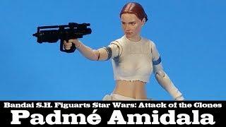 S.H. Figuarts Padmé Amidala Star Wars Attack of the Clones Bandai