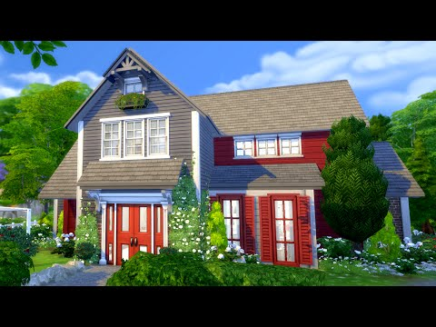 Let's Play Family Home ~ The Sims 4 Build