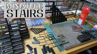 DIY Miniature stairs(theater m…