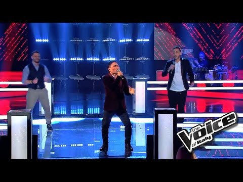 Curameng - Aspidi - De Gennaro: Regina Di Cuori | The Voice Of Italy 2016: Battle