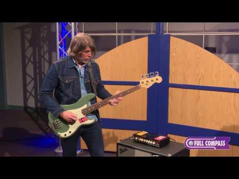 Fender Rumble 500 Bass Amp Head and Bassman 410 Neo Bass Speaker Cabinet | Full Compass