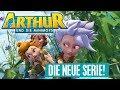 ARTHUR UND DIE MINIMOYS Die Neue Serie Ab 16 Juli Disney Channel mp3