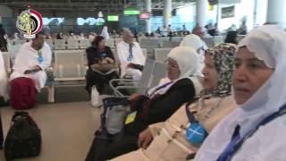 بعثة الحج للقوات المسلحة تغادر إلى الأراضي المقدسة «فيديو»