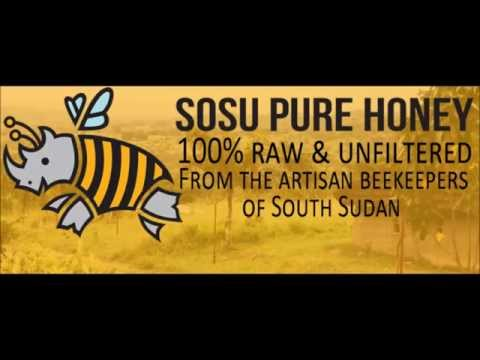 Make Honey South Sudan's First Export to the USA!