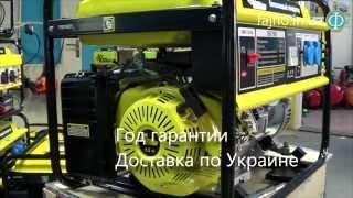 Бензиновый генератор Кентавр ЛБГ-505 (5,5 кВт)(http://fajno.in.ua/p29412871-generator-kentavr-lbg.html Мощный генератор с бензиновым двигателем на 13 л.с. Мощность электростанции..., 2013-12-03T09:33:19.000Z)