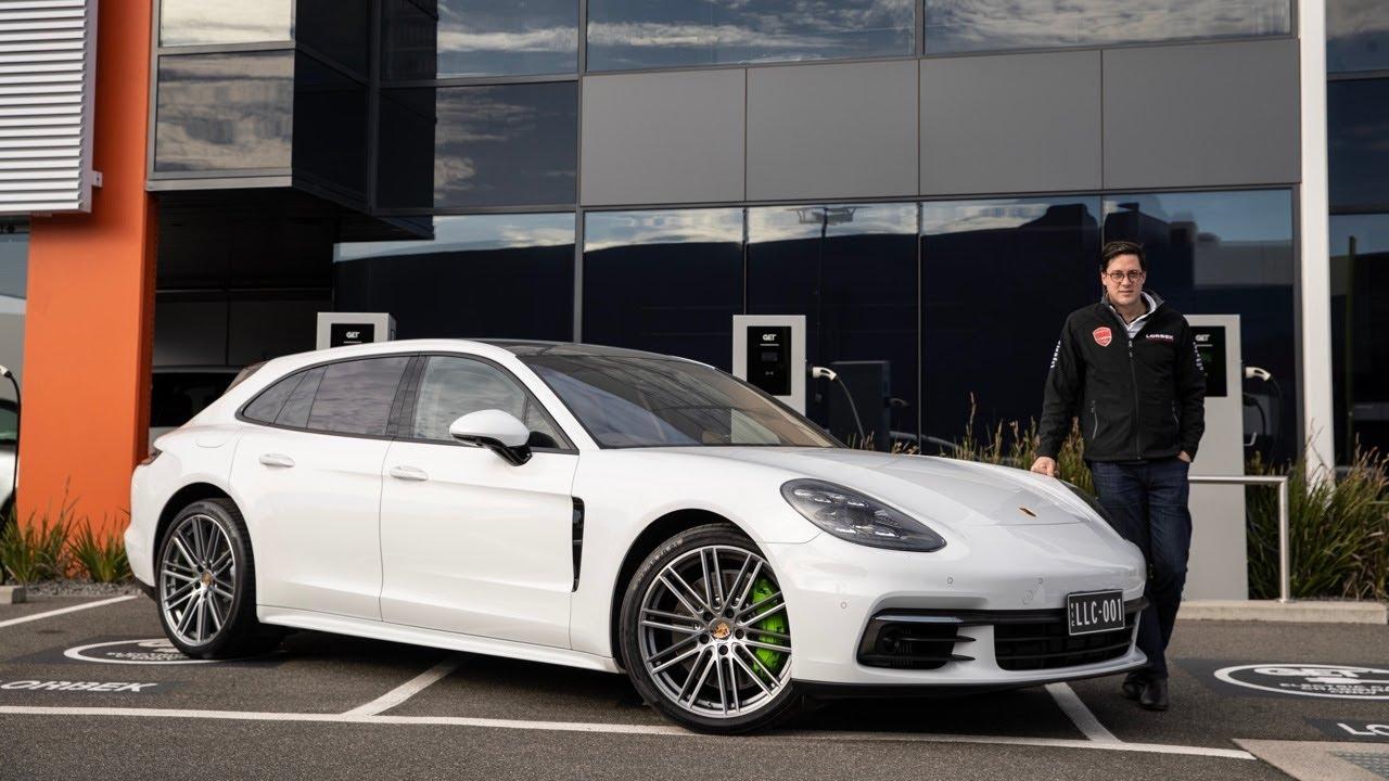 Porsche Panamera 4 E-Hybrid Sport Turismo (2018) Friday Drive