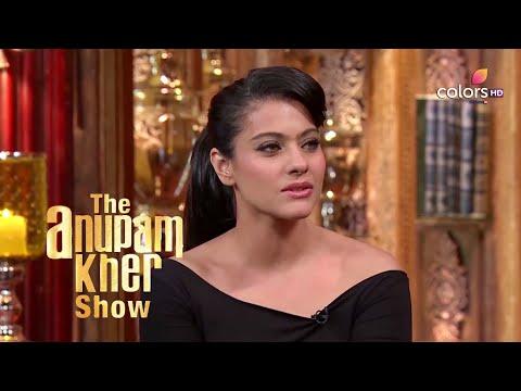 The Anupam Kher Show | Kajol Didn'T Want To Be An Actress