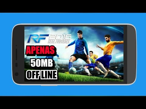 GAMELOFT RELANÇA JOGO DE FUTEBOL offline para android - Gameplay Real Football + Download thumbnail