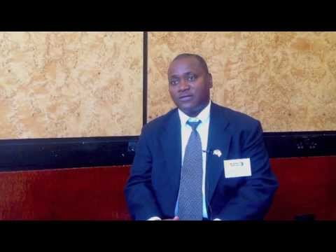 Sam G. Russ, REPUBLIC OF LIBERIA at the West Africa Mining Investment Summit