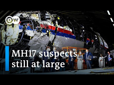 Malaysia Airlines Flight MH17 murder trial starts evidence phase | DW News