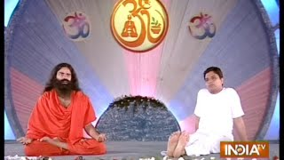 Baba Ramdev Yoga to Cure Joint Pain, Perform Asanas