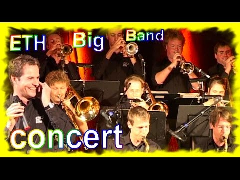 ETH Big Band Zürich in concert