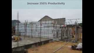 Smart Building Construction - Terrace House In 14 Days