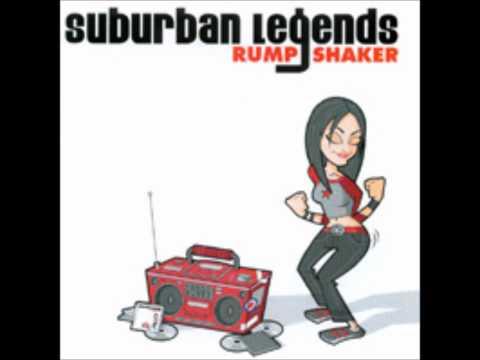 Suburban Legends - Zanzibar