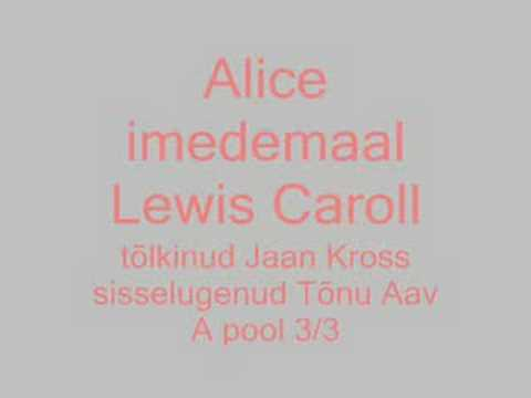 Alice imedemaal A pool 3/3