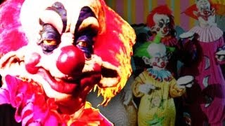 Killer Klowns From Outer Space!!!