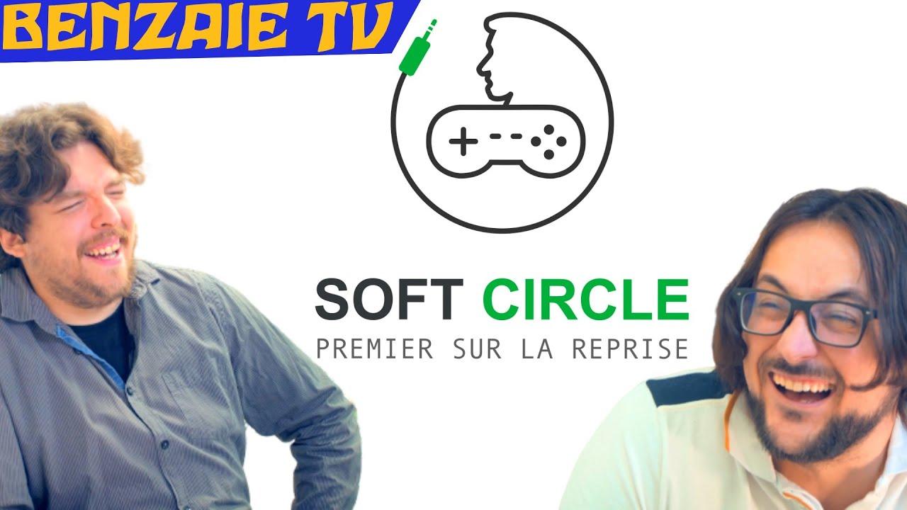 SOFT CIRCLE – Nouvelle Série ! #TOP5 Jeux VR – Benzaie ft. Ganesh2