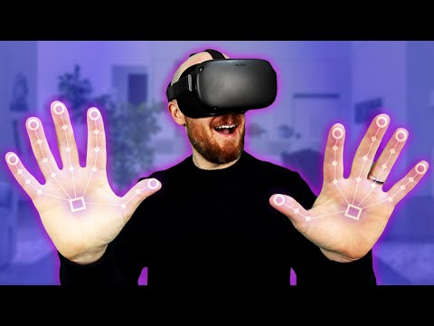 Oculus Quest Hand Tracking Is HERE