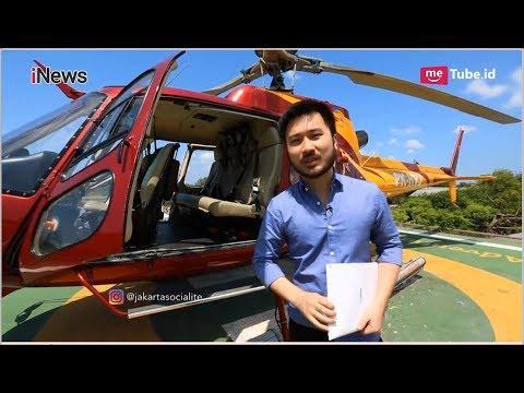 WOW! Tinjau Proyek Usaha Baru di Bali, Rudy Salim Naik Helikopter Part 04 - Jakarta Socialite 06/10