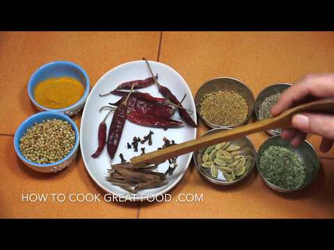 Homemade Curry Powder - Masala Powder - Never Buy Curry Powder Again