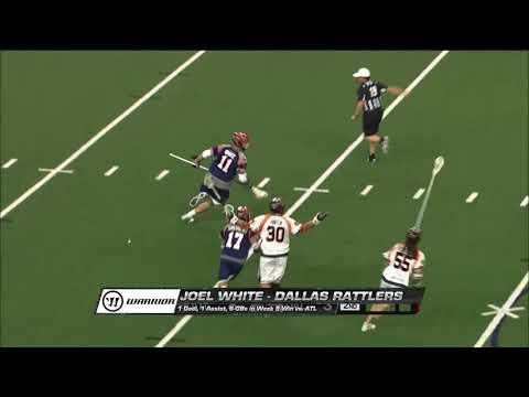 Week 5 - Warrior Defensive Player of the Week - Joel White